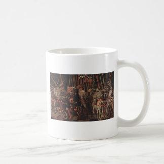 Mug La bataille de la partie III de romano de San