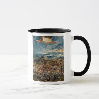Mug La bataille d'Issus