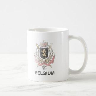 Mug La Belgique vintage