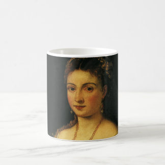 Mug La Bella, duchesse d'Urbino par Titian