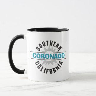 Mug La Californie du sud - Cornado