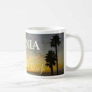 Mug La Californie - la vie rugueuse