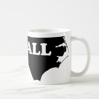 Mug La Caroline du Nord Yall
