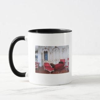 Mug La chambre à coucher d'Elizabeth de la Bavière