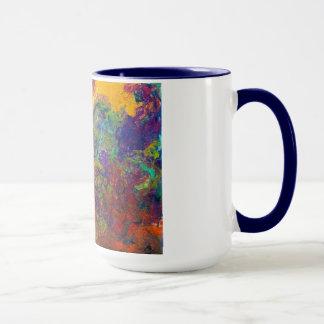 Mug La Chambre vue de la roseraie Claude Monet