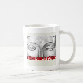 Mug la connaissance est puissance