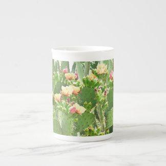 Mug La figue de Barbarie fleurit café de la