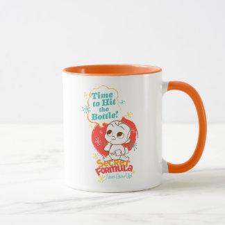Mug La formule secrète du bébé | de patron, ne