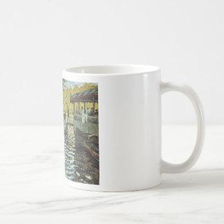 Mug La Grenouillere - Claude Monet
