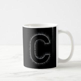 Mug La lettre C