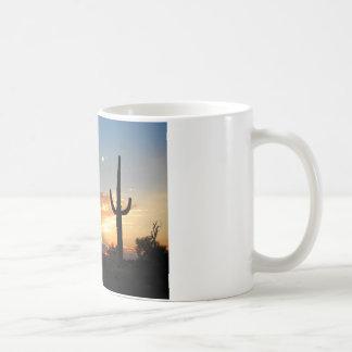 Mug La lumière se fane dans une flamme