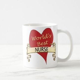 Mug La meilleure infirmière du monde