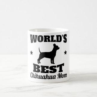 Mug La meilleure maman de chiwawa des mondes