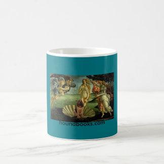 Mug La naissance de Vénus avec Wimsey le limier