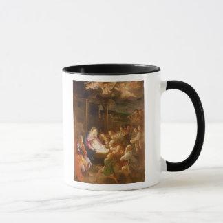 Mug La nativité la nuit, 1640