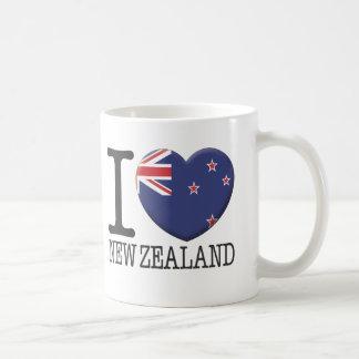 Mug La Nouvelle Zélande