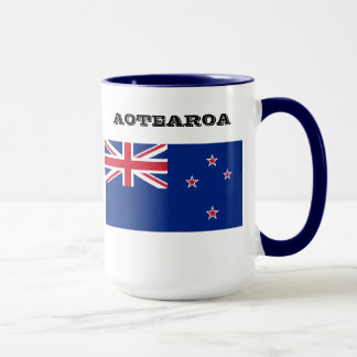 Mug La Nouvelle Zélande Mug*/ニュージーランドのマグ