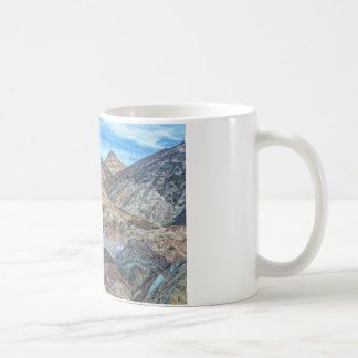 Mug (la palette de l'artiste) parc national de Death