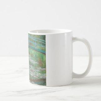 Mug La passerelle japonaise par Claude Monet