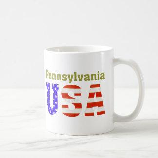 Mug La Pennsylvanie Etats-Unis !