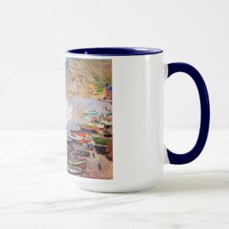 Mug La plage chez Etretat Claude Monet