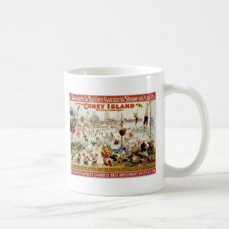 Mug La plus grande exposition de cirque vintage sur