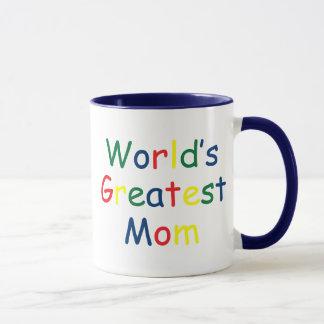 Mug La plus grande maman des mondes