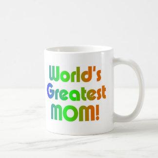 Mug La plus grande maman du monde
