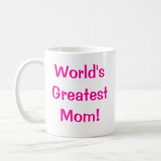 Mug La plus grande maman du monde !