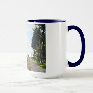 Mug La promenade à Argenteuil Claude Monet