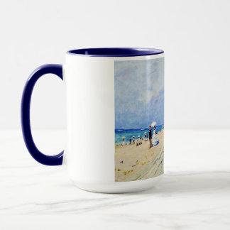 Mug La promenade chez Trouville Claude Monet