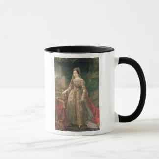 Mug La Reine Isabella II 1843