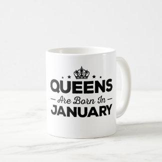 Mug La Reine sont née en janvier