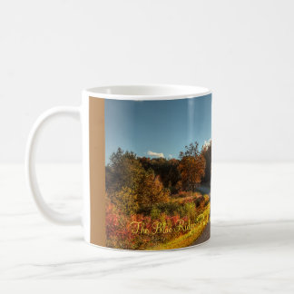 Mug La route express bleue de Ridge