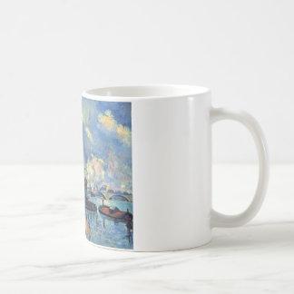 Mug La Seine chez Bercy par Paul Cezanne