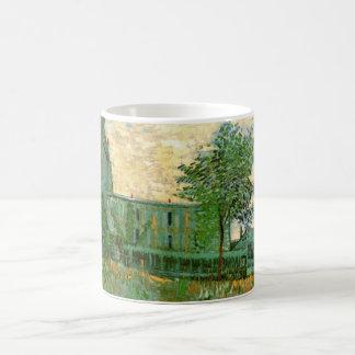 Mug La Sirene, Asnieres, beaux-arts de restaurant de