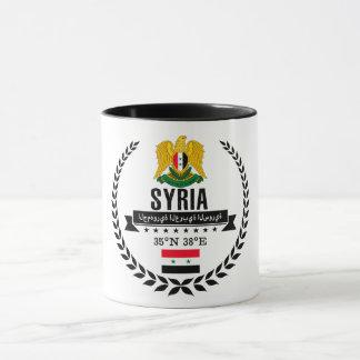 Mug La Syrie