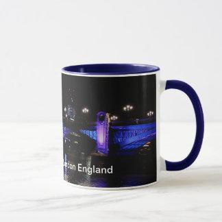 Mug La Tamise la nuit, Londres Angleterre