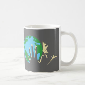 Mug La terre au coeur