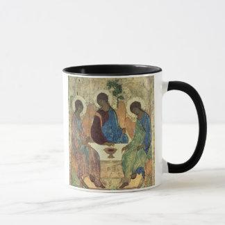 Mug La trinité sainte, 1420s (tempera sur le panneau)