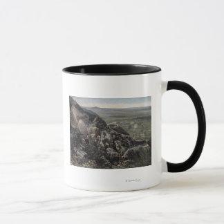Mug La vallée du Mountain View