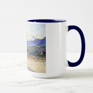 Mug La vallée du Nervia, Claude Monet 1884
