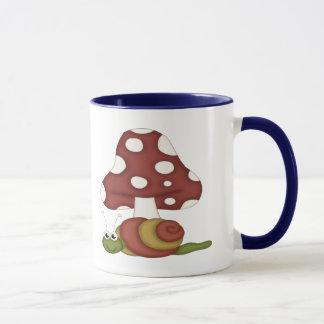 Mug La vie d'escargots