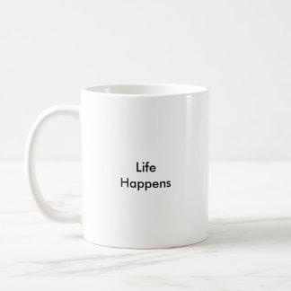 Mug La vie se produit