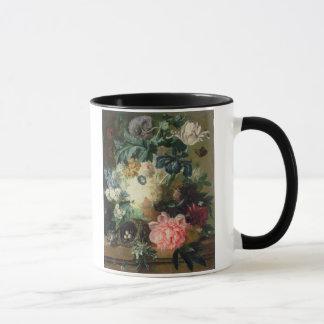 Mug La vie toujours des fleurs 2
