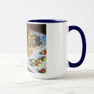 Mug La vie toujours - pommes et raisins Claude Monet