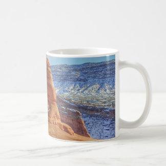 Mug La voûte sensible en Utah arque le parc national