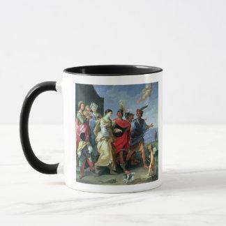 Mug L'abduction de Hélène, c.1626-31