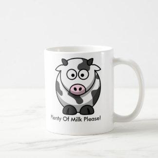 Mug L'abondance du lait ATTAQUENT svp