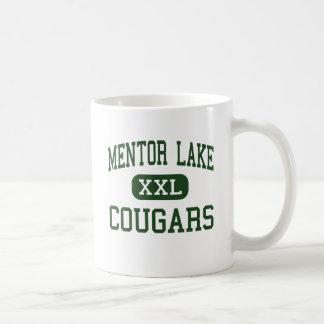 Mug Lac mentor - pumas - catholique - mentor Ohio